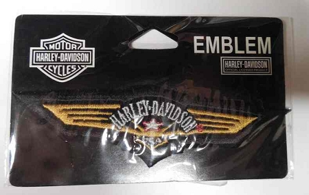 Harley-Davidson Classic USA Patch, 4595-K HD44