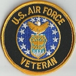 US AIR FORCE VETERAN, P113