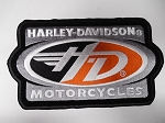 Harley-Davidson Emblem Patch, HD139