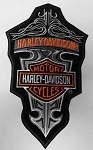 Harley-Davidson Emblem Patch, HD118