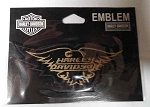 Harley-Davidson Eagle Emblem Patch, EM638302 HD39