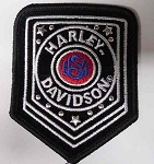 Harley-Davidson USA Emblem Patch, ES475303 HD1
