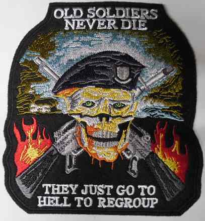 Old Soldiers Never Die Patch, p308