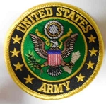 United States Army Patch, PM0633