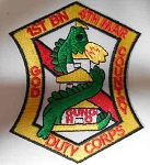 God Country Duty Corps Patch