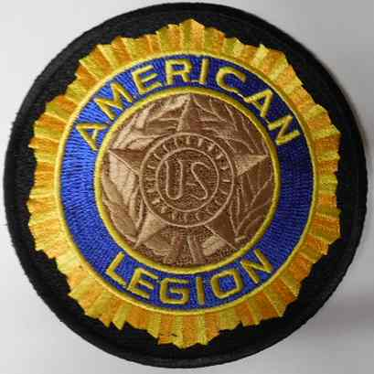 US American Legion Patch, PM7282