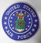 United States Air Force Patch, P575