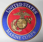 United States Marine Corps Patch, p435