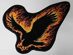 Flaming Eagle patch, p496, p497, p498