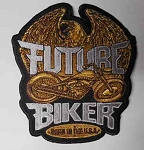 Future Biker Patch