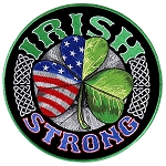 Irish Strong Patch, P169