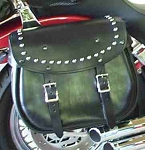 Old School Flap Saddlebag