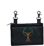 Concealed Carrier Clip Bag  (Elements of Astrology )