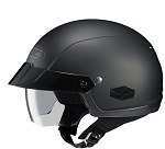 HELMET IS CRUISER WITH INNER SHIELD DOT  488-60