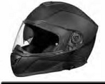 HELMET FULL FACE GLIDE DULL DOT  MG1-B
