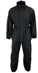MEN'S RAINSUIT BLACK