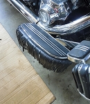 Fringe for Streamliner Driver FloorBoard