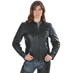 Women s Premium Light Weight Leather Jacket, 6537.GO