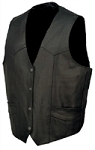 Vest Laced Side Men