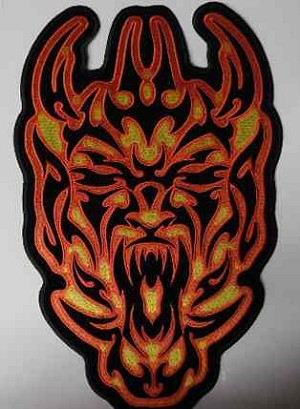 Tribal Demon Patch, p384